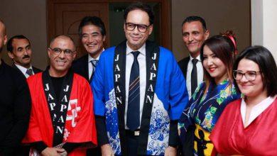 """صورة """" حديقة الشتاء """" ..  التعاون الثقافي الأول بين اليابان و تونس"""