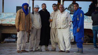 صورة فعاليات اليوم الثاني للمهرجان الدولي للفيلم بتوزر