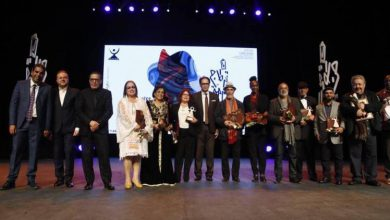 صورة حضور عربي وإفريقي كبير في افتتاح أيام قرطاج المسرحية