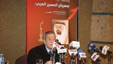 """صورة المخرج  فهمي الخولي : ادعو لتنصيب """"القاسمي """" أميراً  للمسرح العربي"""