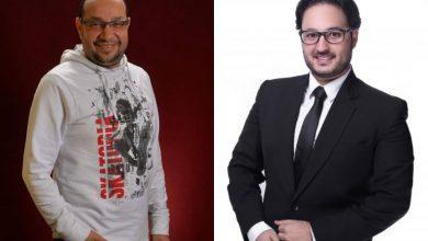 """صورة الكشوطي وخيري يناقشان """"ونسيت أني إمرأة"""" على التليفزيون المصري"""