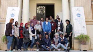 صورة Deaf Film Lab تدرب الصم على صناعة السينما بالإسكندرية