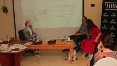 صورة مركز تناسج ثقافات الفرجة يعرض مشروعاته بمهرجان شرم الشيخ للمسرح الشبابي