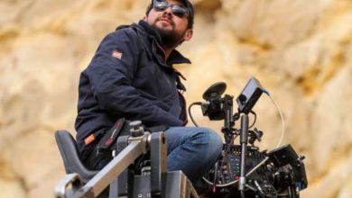صورة أحمد المرسي في ملخص ARRI لأفضل الأعمال المصورة بكاميراتها