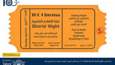 صورة 4 أفلام قصيرة في أولى الفعاليات السينمائية لمركز التحرير الثقافي