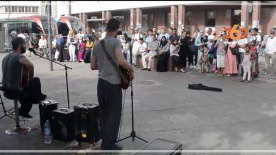 """صورة مهرجان """"فري فن"""" يعيد فناني الشارع لساحات كازابلانكا"""
