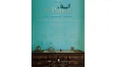 """صورة """"ببغاء"""" هند صبري في مهرجان سينما فلسطين بباريس"""