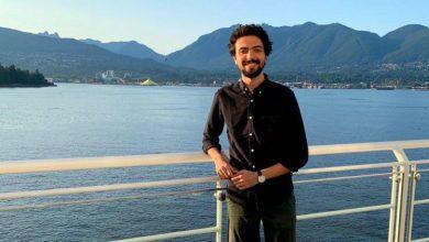 """صورة عاصم خالد أول طالب في منحة """"سفراء إنسان"""" لدراسة الأفلام الوثائقية"""