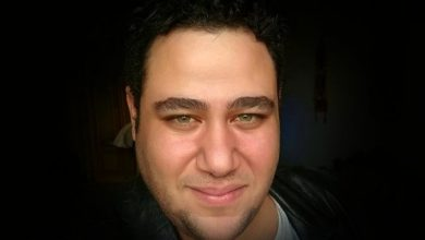 صورة محمد هنيدي… لو ما لك خير في أهلك الواغش يركبونا