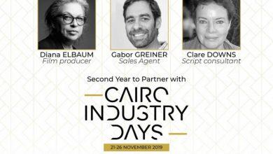 صورة ورشة تطوير سيناريو بالشراكة بين EAVE وأيام القاهرة لصناعة السينما