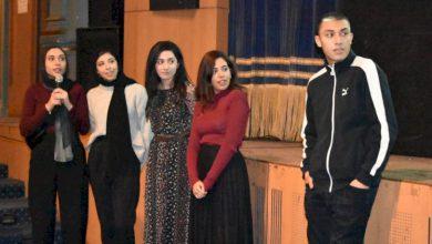 صورة جمهور الإسكندرية للفيلم القصير يشارك في ندوات الأفلام