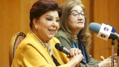صورة رجاء الجداوي بمهرجان أسوان: لم أقدم دور بطولة ولكنني بطلة بما قدمت من أدوار