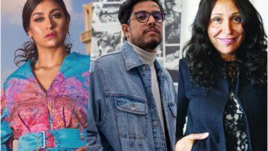 صورة شهد أمين وهيفاء المنصور ويوسف العبدالله ومدحت عبدالله يحصدون جوائز العين السينمائي